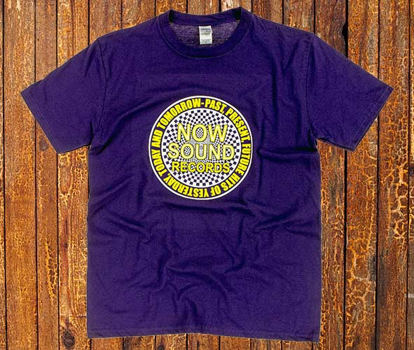 Now Sound Records T-shirt
