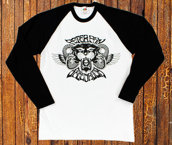 Baseball Long Sleeve Shirt